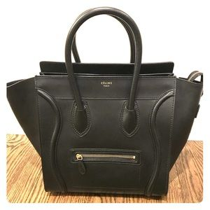 ea81e48392 Celine Phantom Bag in Calfskin (Medium